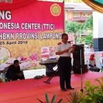 Inspektur Jenderal Pertanian Mengawal Ketersediaan Strategis Pangan Melalui Launching TTIC Lampung