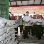 Pemprov Lampung Melalui Dinas Ketahanan Pangan Launching Toko Tani Indonesia Center