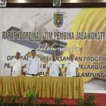 Pemprov Lampung Dorong Sertifikasi Kompetensi Palaku Jasa Konstruksi