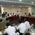 Pemprov Lampung Follow Up MoU Pengembangan Pelabuhan Panjang