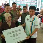 Pertamina Dukung Kesehatan dan Sanitasi Bersama Kodim Bandar Lampung