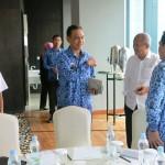 Sekretaris Dirjen Bina Konstruksi Nilai Pembangunan Lampung Sangat Pesat