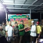 Pemuda Katolik dan Organisasi Lintas Agama di Bandar Lampung Salurkan Batuan di Kalianda