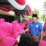 Selain Fisik, Ridho Tingkatkan Pembangunan SDM Lampung