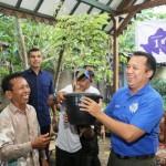 Program Hortikultura Ridho Dinilai Warga Fenomenal