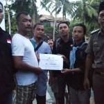 Pusat Koordinasi Daerah Mapala Lampung Salurkan Bantuan di Kalianda