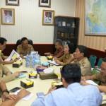 Pemprov Kembangkan Skema Kerjasama Penyediaan Pangan Lampung dengan DKI Jakarta