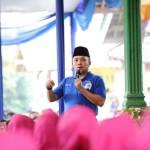Ridho Ficardo Siap Bangkitkan Kejayaan Petambak Udang di Lampung