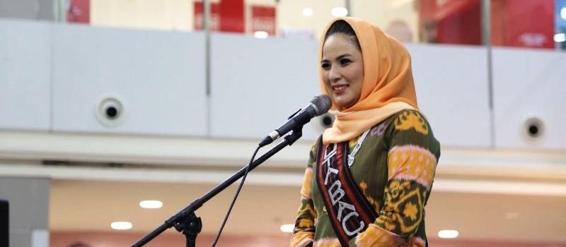 Duta Baca Provinsi Lampung, Yustin Ridho Ficardo,