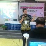 Komisi Komsos KWI Gelar Workshop Menulis Kreatif pada PKSN ke-52 Palangka Raya