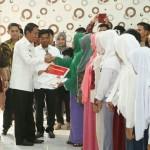 Pjs. Gubenur Didik Nilai  Implementasi PKH Turunkan Kemiskinan di Lampung