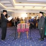 Pjs. Gubernur Didik Lantik Lukmansyah sebagai Pejabat Fungsional BPSDM