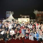 Mahasiswa HI se-Indonesia, Mendapuk Ridho Ficardo Sebagai Pemuda Anti Hoax