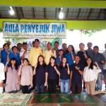 Pemuda Katolik Komisariat Cabang Bandar Lampung Sukses Gelar Mapenta