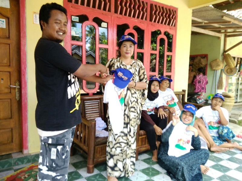 Relawan Garuda Tulangbawang Barat (Tubaba).