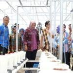 Ibu Titin Didik Suprayitno Kunjungi Loka Rehabilitasi BNN Kalianda