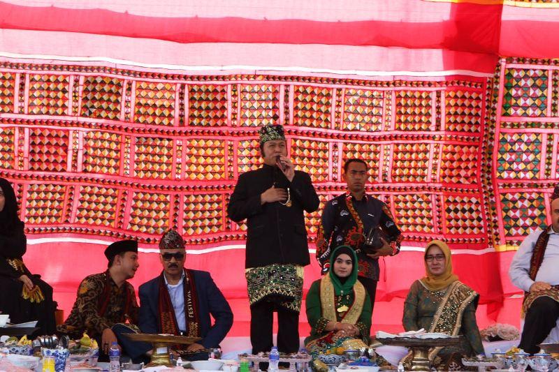 Bupati Lampung Selatan, Zainuddin Hasan.
