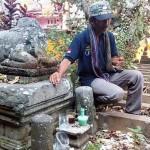Jejak Masa Muda dan Balas Budi Ken Arok di Situs Karuman