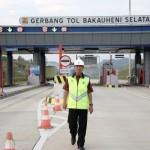 Jalan Tol Trans Sumatera Ruas Bakauheni-Terbanggi Besar Dapat Dilalui Pemudik