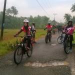 1.031 Goweser Lampung Ramaikan GBGL#1 bersama Ngos-Ngosen Community
