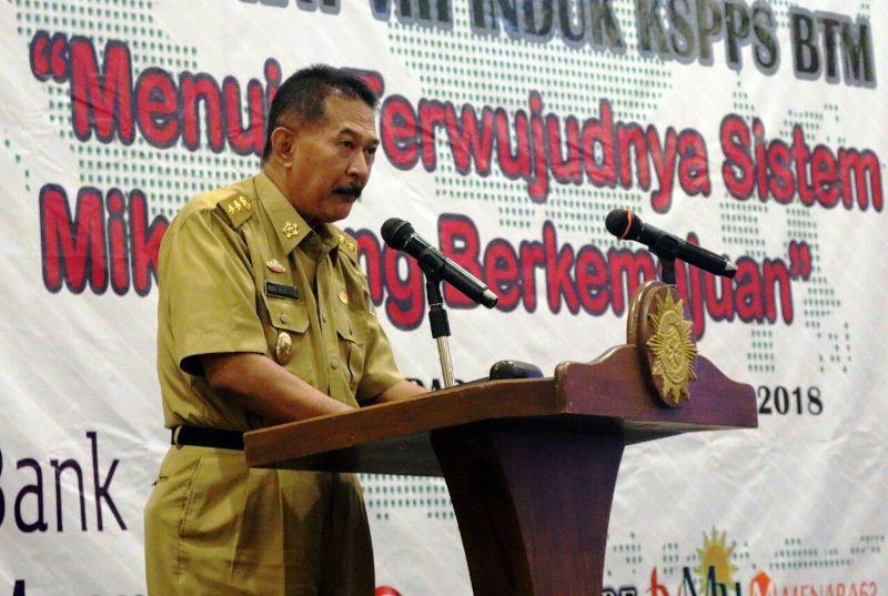 Asisten Pemerintahan dan Kesra, Hery Suliyanto.