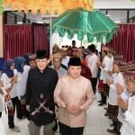 Kerajaan Skala Brak Lampung Tegaskan Dukungan Terhadap Ridho-Bachtiar