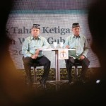 Debat Publik Ketiga : Ridho Bachtiar Paparkan Keberhasilan Dalam Mewujudkan Provinsi Lampung Yang Kondusif