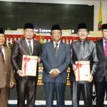 Pemprov Lampung Raih WTP 4 Kali Berturut-Turut
