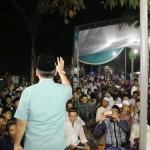 Safari Ramadhan, Ridho Ficardo Mohon Doa Restu Lanjutkan Pembangunan