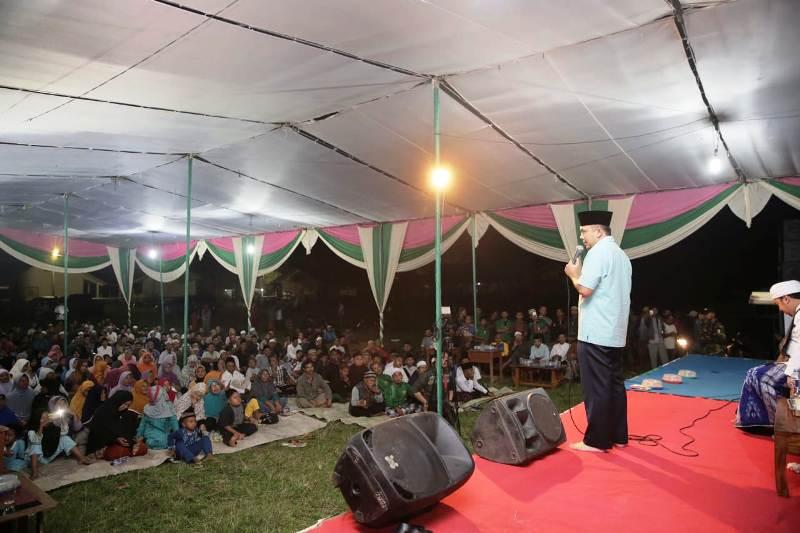 Calon Gubernur Lampung Incumbent Muhammad Ridho Ficardo.