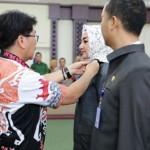 Pj. Sekdaprov Hamartoni Tutup Diklat Kepemimpinan Pejabat Administrator Se-Provinsi Lampung