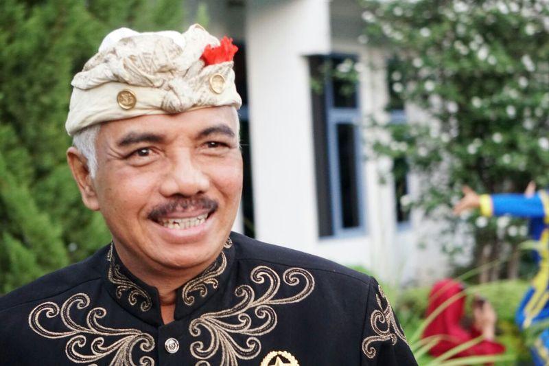 Ketua Umum Asosiasi Forum Kerukunan Umat Beragama (FKUB) Indonesia, Ida Panglesir Agung Putra Sukahet.  Foto : RD Roy