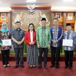 Komisi VIII DPD RI Melakukan Kunjungan Kerja ke Provinsi Lampung