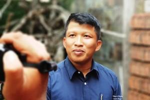 Sales Area Head PGN Area Lampung, Wendi Purwanto. Foto : Robert