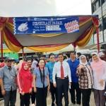 TTIC Dinas Ketahanan Pangan Provinsi Lampung Terlibat Dalam Penetrasi Pasar