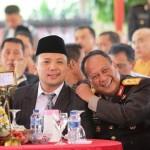 Gubernur Ridho Raih Penghargaan dalam HUT Bhayangkara Ke-72