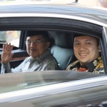 Gubernur Lampung M.Ridho Ficardo : Wapres Jusuf Kalla Adalah Tokoh Pemersatu Bangsa