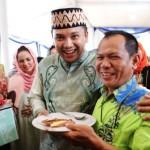 Syukuran Ulang Tahun Ke-38, Masyarakat Lampung Doakan Kesuksesan Gubernur Ridho