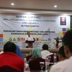 Pemprov Dukung Pertahkindo Lakukan Sertifikasi Tenaga Ahli di Lampung