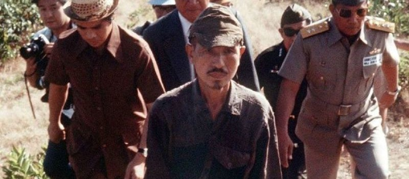 Hiroo Onoda, Salah Satu Tentara Jepang yang Ogah Menyerah pada Sekutu Hampir Tiga Dekade. (Foto : Moh Habib Asyhad)
