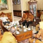 PWRI Pengda Lampung Audiensi Dengan Wakil Gubernur Bachtiar Basri