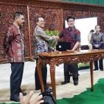 Pemerintah Provinsi Lampung Lakukan Perjanjian Pinjam Pakai Tanah Milik Kementerian Sekretariat Negara
