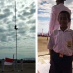 Berinisiatif Panjat Tiang Bendera, Bukti Yohanis Miliki Kecerdasan Interpersonal dan Kinestetik yang Baik