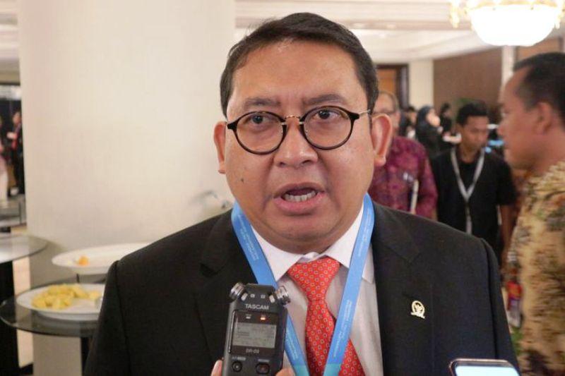 Wakil Ketua DPR RI Fadli Zon. Credit : Kompas