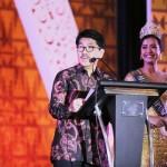 Pemprov Lampung berharap Muli Mekhanai Lampung 2018 dapat menjadi duta wisata