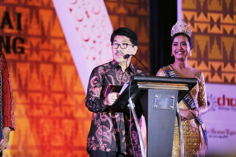 Pj. Sekdaprov Lampung Hamartoni Ahadis.
