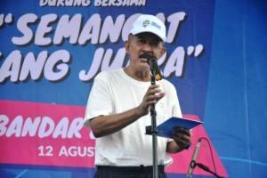Asisten Pemerintahan dan Kesra Sekda Provinsi Lampung, Hery Suliyanto