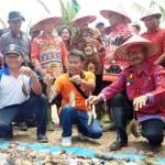 Inspektur Jenderal Kementerian Pertanian Apresiasi Petani Lampung Tangkap 37.802 Tikus Sawah
