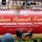 FKUB Lampung Ikuti Konferensi Nasional IV FKUB se-Indonesia di Kota Tarakan