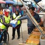 Galang Dana Korban Gempa Lombok, Goweser Lampung Kumpulkan Rp 67 Juta
